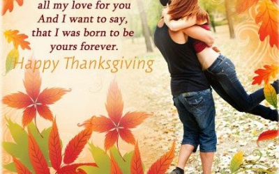 What's Your Vision of T-Day with Your Man?
