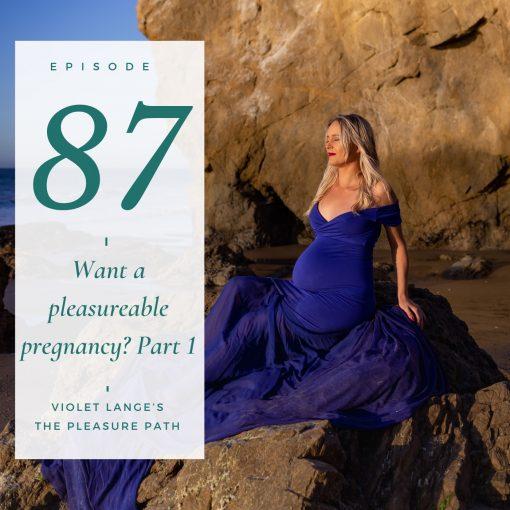 Want a Pleasureable Pregnancy? Part 1
