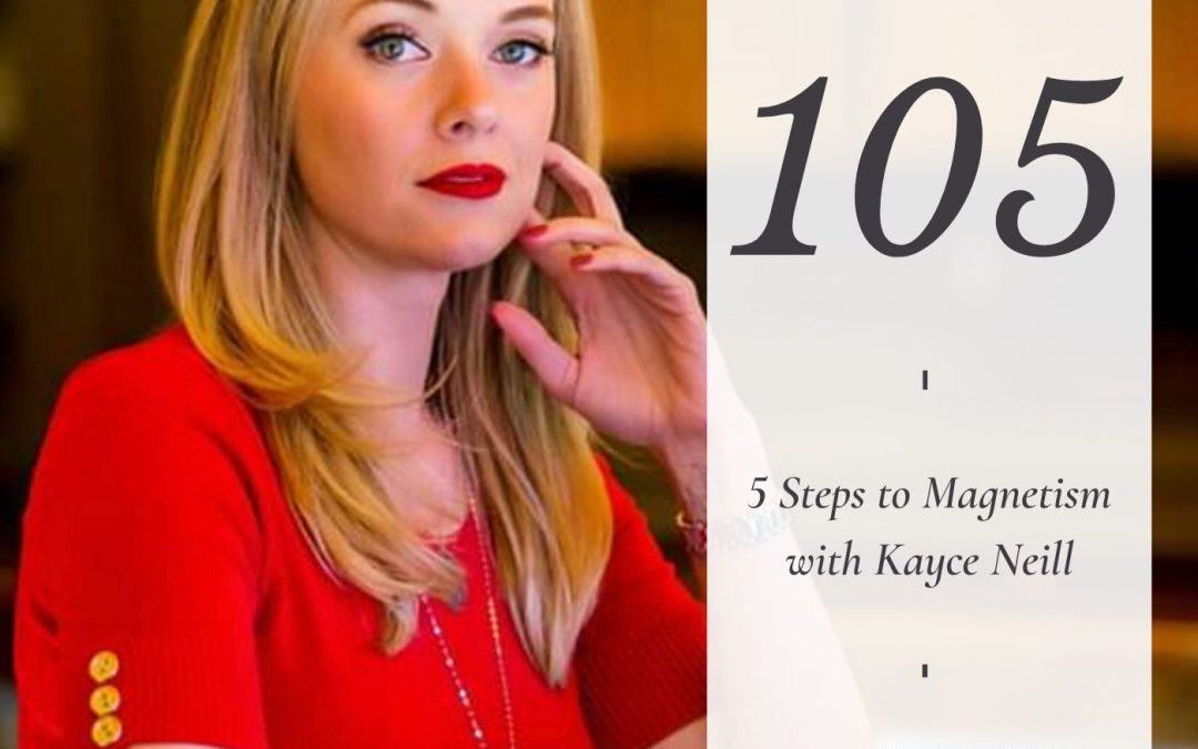 Pleasure as Magnetism with Kayce Neill