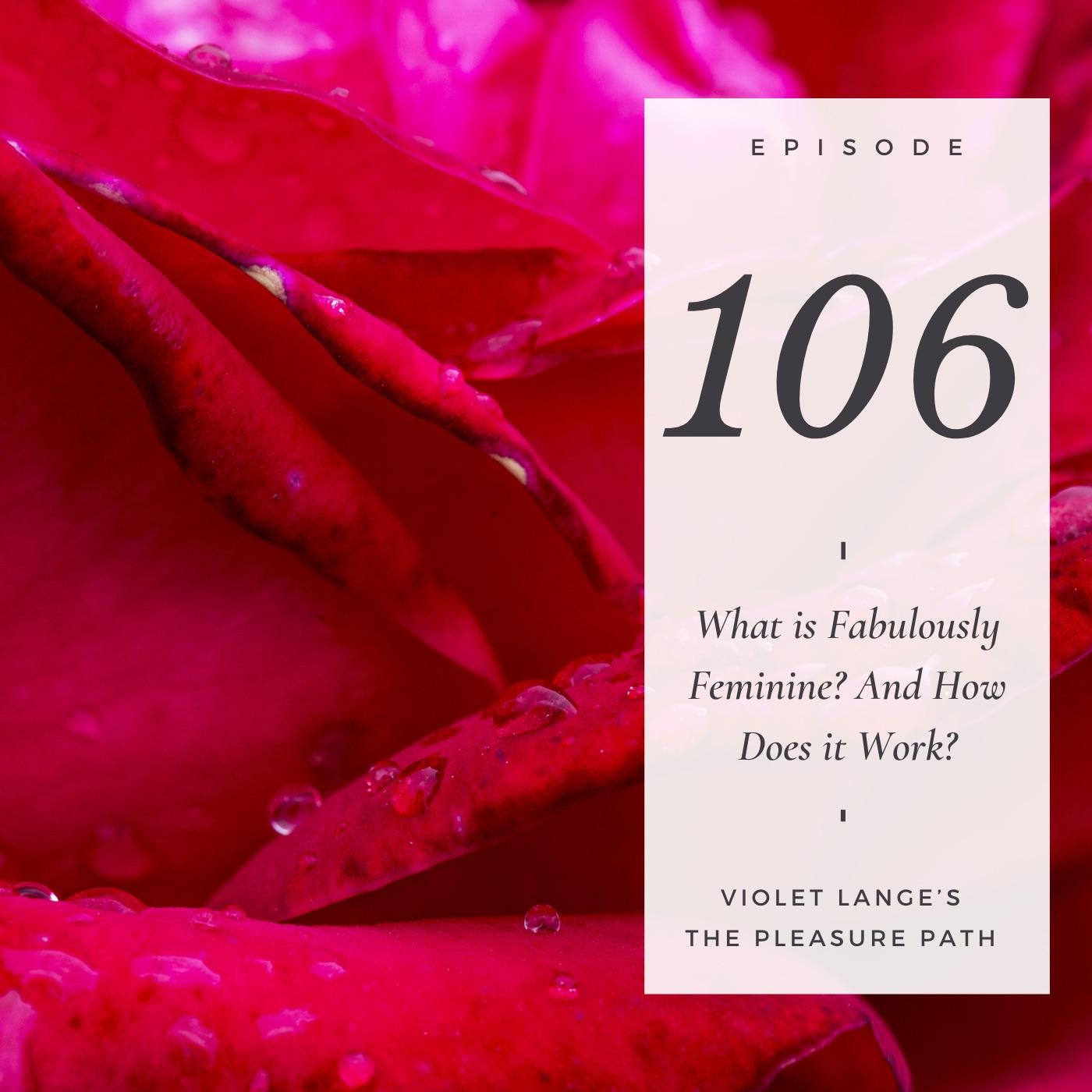 Violet Lange's Pleasure Path